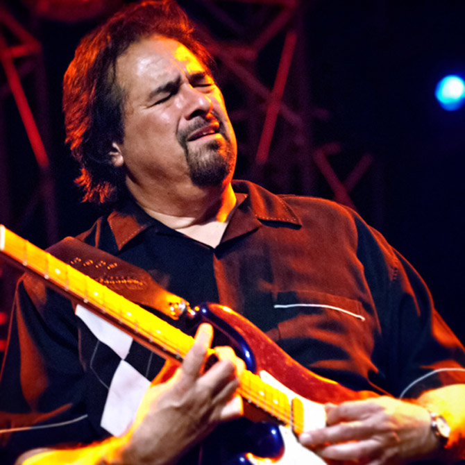 Coco Montoya at the Lincoln Theatre